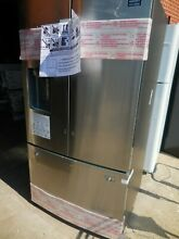 Samsung 27 cu ft French Door Refrigerator RF27T5241SR
