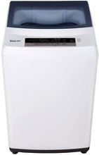 Magic Chef 2 0 Cu Ft 6 Cycle Portable Compact Apartment Small Top Load Washer Wa