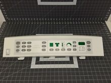 GE Washer Control Panel w  Control Board P  WH12X10237 WH12X10316