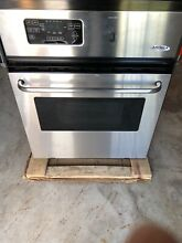 Maytag CWE4800ACS14 30  Stainless Electric Single Wall Oven