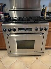 Dacor appliance  ERD36SCH   broken oven   FOR PARTS
