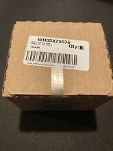 NEW FACTORYSEALED PACKAGE OEM GE WASHER MODE SHIFTER ASM WH05X25036