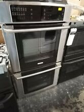 Electrolux 27  Electric Double Wall Oven with IQ Touch Controls  Parts Only