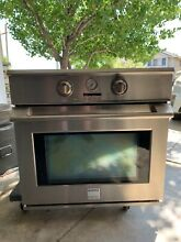 Kenmore Electric Single 30  Stainless Steel Wall Oven 790 41003604