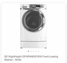 New In Box GE Front Loading Washer