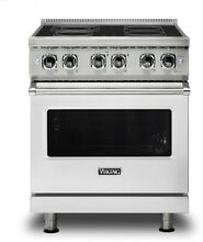 Viking 5 Series VER5304BSS 30 In Professional Electric Range Convection Stainles