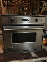 Viking VESO105 SS Electric Wall Oven