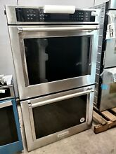 NEW KitchenAid KODE500ESS Double Convection Stainless Electric Wall Oven 30