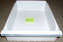 GE REFRIGERATOR MEAT SNACK DELI PAN DRAWER WR32X1316