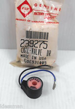 WHIRLPOOL 239275 DRYER GAS VALVE COIL