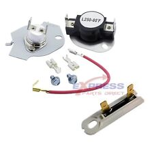 279816  3392519 Dryer Thermal Cut Out Kit and Fuse for Whirlpool  Kenmore