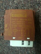 MIELE DISHWASHER G800 SERIES PART 04028240  RELAY