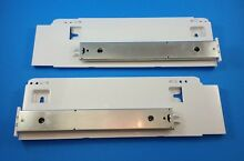 242200003  242200004 Frigidaire Refrigerator Drawer Slides  Left Right  D3 7