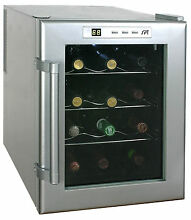 SPT WC 12 ThermoElectric Wine Cooler  12 Bottles  Free Shipping New