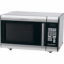 Conair Cmw 100 Cuisinart 1 Cubic Foot Stainless Steel Microwave Oven