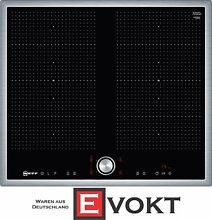 Neff TBT5660N induction hob Built in 71cm stainless steel New