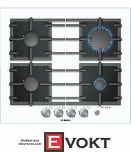 Bosch Serie 6 PPP612M91E Built In Gas Hob  4 Burners White Cooktop Genuine NEW
