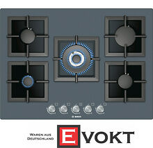 Bosch Serie 6 PPQ719B21E Built In Gas Hob With Wok Burner Cooktop Genuine NEW