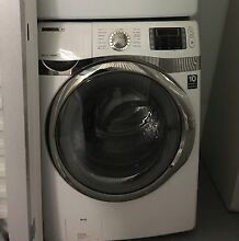Samsung high capacity washer with steam feature