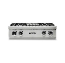 Viking Professional 30  Gas Rangetop   New Model  VRT5304BSS
