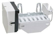 EXACT REPLACEMENT PARTS ERWR30X10093 Ice Maker with Harness for GE WR30X10093
