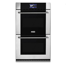 Viking Virtuoso Stainless 30  Double Oven  MVDOE630SS