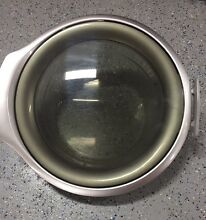 Samsung Front Load Washer  Wf330anw  Door Frame W Glass