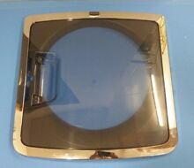 WPW10272389 Maytag Dryer Front Door  B1 4a