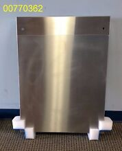 New Bosch Stainless Steel Outer Door Panel for Dishwasher  00770362