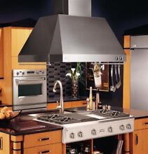 GE Monogram Island Hood Extention ZX42DC10 Unit is for Professional Island Hood