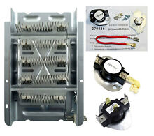 AP309425 279816 3977393 3977767 3387134 Kenmore Whirlpool Heater and Thermostats