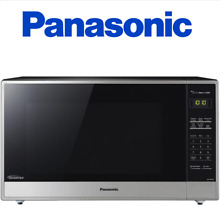 Panasonic NN SN965S 2 2 cu  ft  Counterop Microwave in Stainlesss Steel