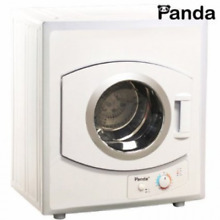 Panda Portable Dryer 2 65 cu ft 110v Compact Apartment Size Stainless Steel Drum