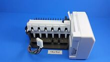 WPW10251076 Whirlpool Refrigerator Ice Maker Assembly  B2 1
