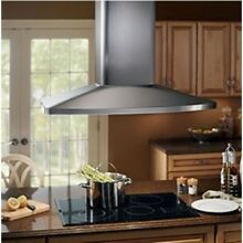 BROAN ELITE E5490SS 36  ISLAND RANGE HOOD STAINLESS STEEL 480 CFM STORE DISPLAY