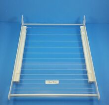 WP2201105 WP2169917 Whirlpool Roper Refrigerator Shelf Frame With Glass  E3