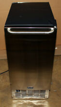 Whynter Stainless Steel Built In Clear 50lb Ice Maker UIM 501SS