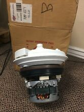 New OEM Dishwasher Pump and Motor Assembly Part   W10428023