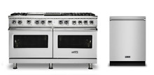 Viking Professional 5 Series 60  Pro Style Gas Stainless Range VGR5606GQSS