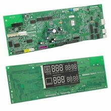 Range Oven Control Board and Clock for Electrolux 316576610