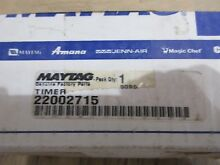Maytag Washer Timer Part  22002715