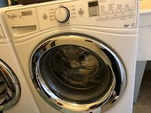 Whirlpool Gas Dryer and Washer