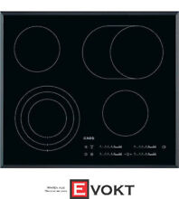 AEG HK654070FB glass ceramic hob  580 mm wide  4 hobs