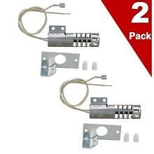 2 Pack  Oven Igniter AP2014008  PS243425  4342528  WB2X9154  5304401265