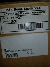 THERMADOR PROFESSIONAL WITH LOGO  DOOR PART   246237