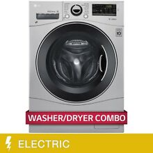 Laundry Room LG All in One 2 3CuFt Washer And ELECTRIC Ventless Dryer