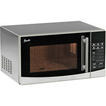 Avanti Mo1108sst 1 000 watt Counter Top Microwave Oven With Stainless Steel