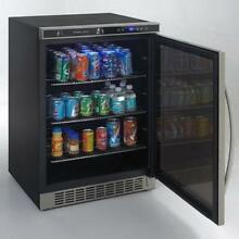 Avanti Model Bca5105sg 1   Beverage Cooler With Glass Door   5 30  bca5105sg1