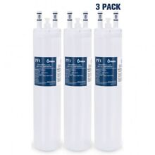 Frigidaire Water Filter For Refrigerators   Ice Makers Pack of 3 Replacement NEW