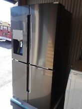 Samsung   ShowCase 22 04 Cu  Ft  4 Door Flex French Door Counter Depth fridge